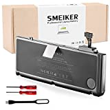 "SMEIKER Laptop Battery for APPLE MacBook Pro 13"" Inch A1278 A1322 (2009 2010 2011 2012 Version) [10.95V6000mAh 63.5WH ]A1322"