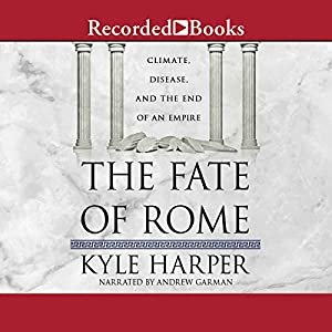The Fate of Rome Hörbuch