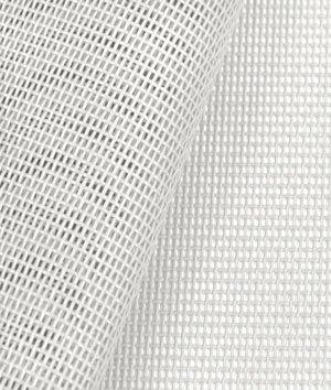 (Phifertex Standard Solids - White Fabric - by the)