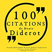 100 citations de Diderot | Denis Diderot