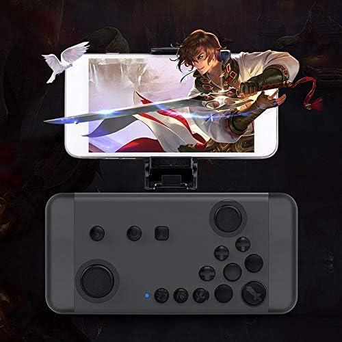 Lihgfw Gamepad Bluetooth 4.0 draadloze verbinding MOBA Mobile Game Compatibel met IOS Android ingebouwde Lithium batterij 360 ° geen dode hoekbedieningsscherm
