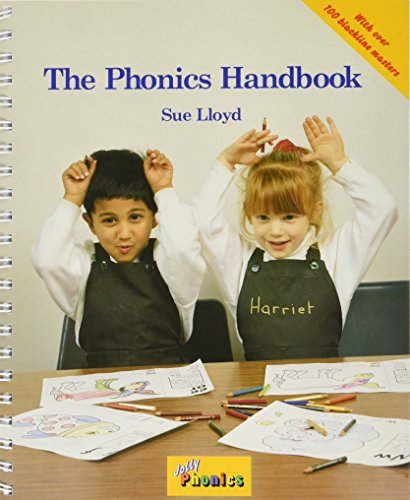 The Phonics Handbook  Precursive Edition  A Handbook For Teaching Reading  Writing And Spelling  Jolly Phonics