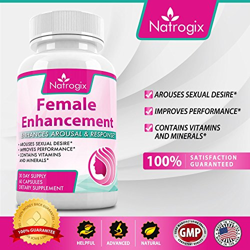 Female sexual enhancement vitamins