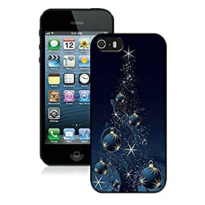 Best Buy Blue Iphone 5S Protective Cover Case Christmas Tree iPhone 5 5S TPU Case 1 Black