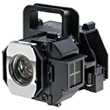 Topa ELPLP49 Replacement Projector Lamp Compatible Bulb with Generic Housing For EPSON PowerLite Home Cinema 6100/6500UB/8100/8345/8350/8500UB/8700UB,EPSON PowerLite Pro Cinema 7100/7500UB/9100/9350/9500UB/9700UB