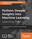 img - for Python: Deeper Insights into Machine Learning book / textbook / text book