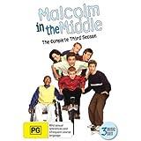 Malcolm in the Middle (Complete Season 3) - 3-DVD Set ( Malcolm in the Middle - Complete Season Three ) [ NON-USA FORMAT, PAL, Reg.4 Import - Australia ] by Jane Kaczmarek