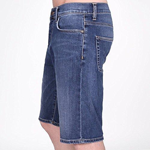 caf5721fafc Carhartt WIP Klondike Short Spicer Blue True Stone 40: Amazon.co.uk:  Clothing