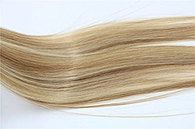 "Vario Tape In Human Hair Extensions Two-tone Colored Hair 16"" 18"" 20"" 22"" 24"" (30-70g 20PCS) - Silky Straight Skin Weft Human Remy Hair"