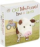 Best Parragon Books Books For Children - Old MacDonald had a Farm Finger Puppet Book Review
