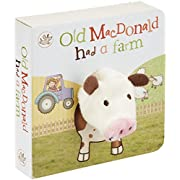 Old MacDonald had a Farm Finger Puppet Book (Little Learners)