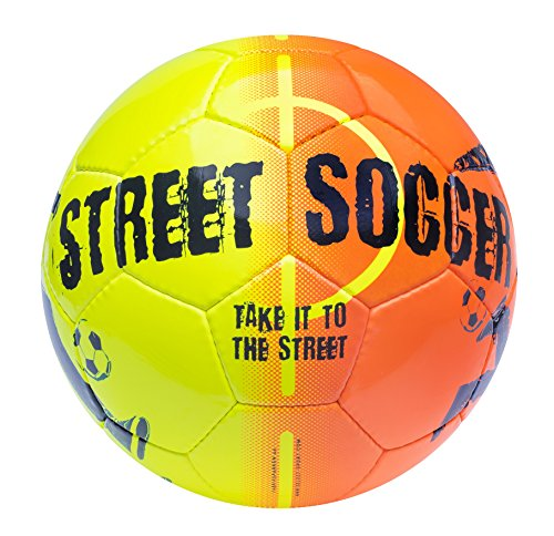 Select Street Soccer Orange Black product image