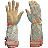 DIGZ Rose Picker Garden Gloves, Medium