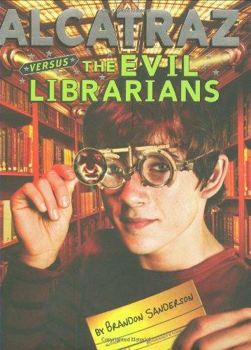 Read Online Alcatraz #1: Alcatraz Versus the Evil Librarians ebook