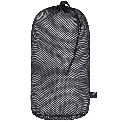 Negro Para Con Saco De Cosas Trespass Guardar Cordón Grande Camping awIqqx4Yz