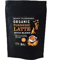 Honest to Goodness, Organic Turmeric Latte Spice Blend, 250g