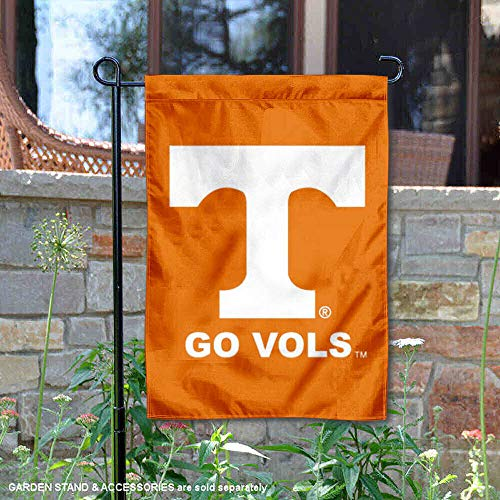 College Flags and Banners Co. Tennessee Volunteers Garden Flag