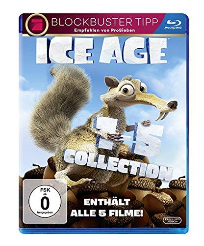 ice age 1 2 3 4 - 8