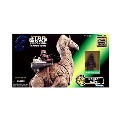 Star Wars Ronto & Jawa Beast Pack Deluxe Figure Set