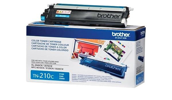 Brother TN-210C - Cartucho Tóner 1400 páginas: Amazon.es ...