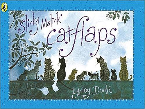 Slinky Malinki Catflaps (Hairy Maclary and Friends): Amazon.co.uk ...