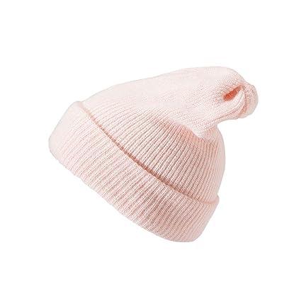 f7082cc73d4 Amazon.com  Longay Men Women Warm Crochet Winter Plus Velvet Fur ...
