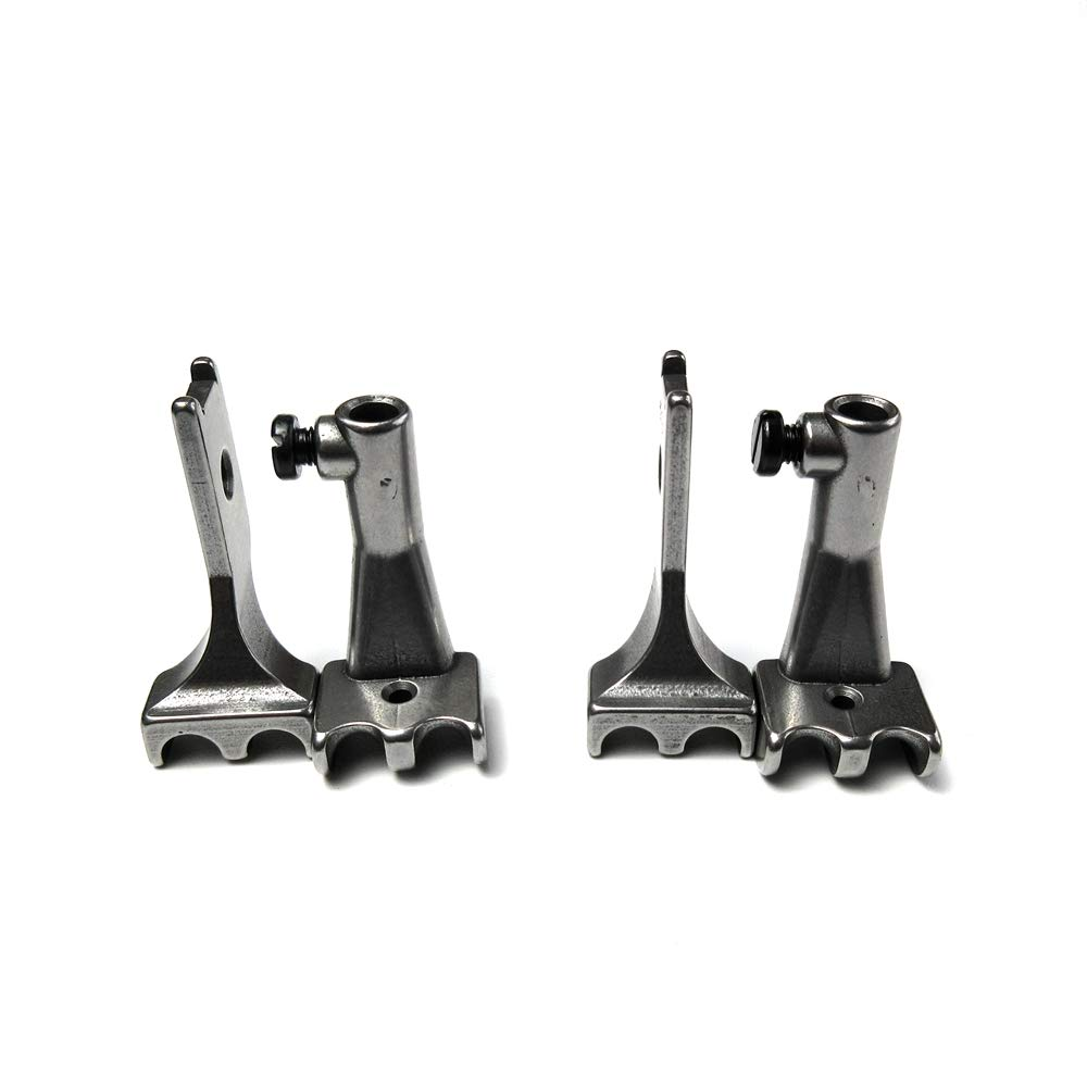 evernice 2 Sets//Size Double Welting Feet for Pfaff 145 195 335 545 1240 1245 42180+42181