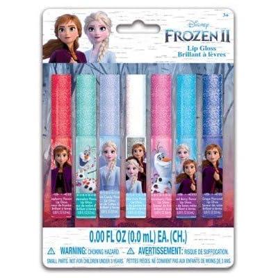 Disney Frozen 2 Lip Gloss Set 7 Pack: Beauty