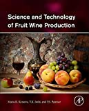 img - for Science and Technology of Fruit Wine Production book / textbook / text book