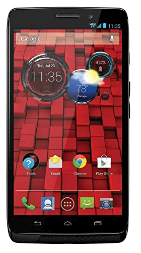 Motorola XT1080 - DROID ULTRA 16GB Android Smartphone - Verizon Unlocked - Black (Renewed)