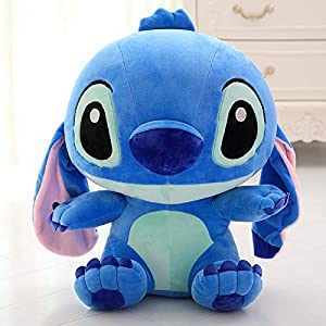 Best Quality – Movies & TV – Cute Cartoon Stitch & Lilo Plush Toy Doll Anime Animal Stuffed Toys Plush Pillow Soft Doll for Baby Kids Birthday Christmas Gift – by Pasona – 1 PCs