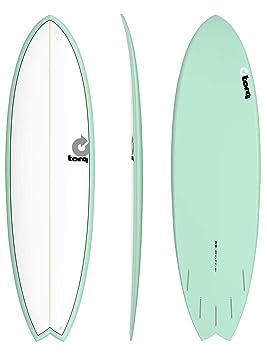 TORQ Tabla de Surf Tet 6.3 Fish: Amazon.es: Deportes y aire libre