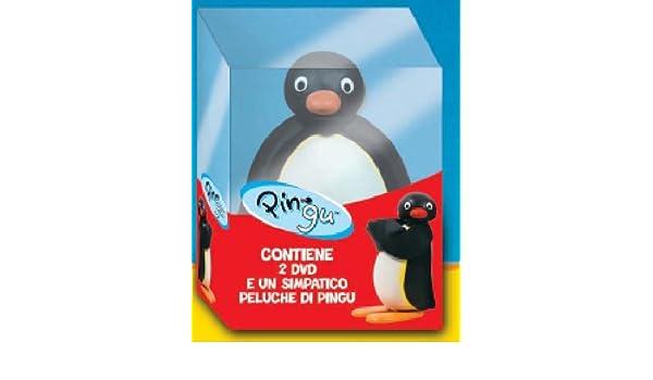 Amazon.com: Pingu - A Pesca Con Pingu / Pingu Innamorato (SE) (2 Dvd+Peluche): Movies & TV