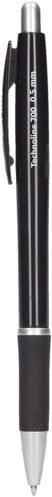 TTS Technoline 700 Porte-mine Noir 0,5 mm