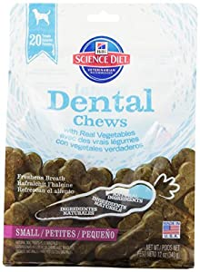 Amazon.com : Hill's Science Diet Dental Chews with Real