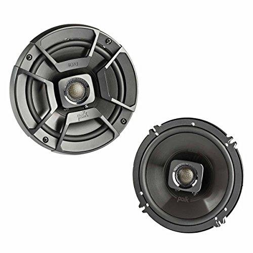 POLK AUDIO DB652 UltraMarine Dynamic Balance Coaxial Speakers, 6.5