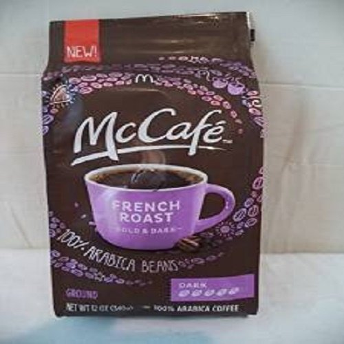 mcdonalds french roast coffee - 8