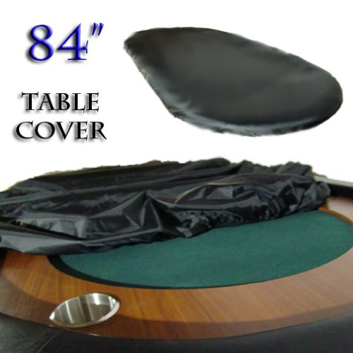 Brybelly Holdings GTAA-201 High Quality 84 in. Poker Table Cover by Brybelly