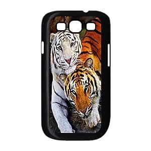 JenneySt Phone CaseAnimal Tiger For Samsung Galaxy S3 -CASE-9
