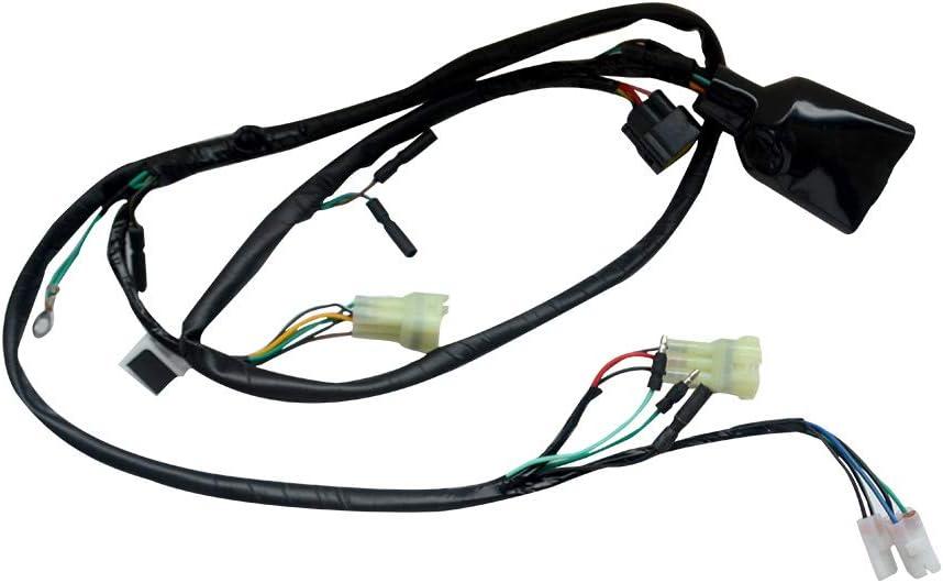Gxcdizx Wiring Harness Assy 32100-HN1-000 for 1999-2004 Honda TRX400EX 400EX