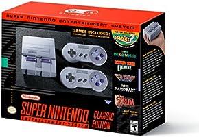Nintendo Console Super NES Classic Edition