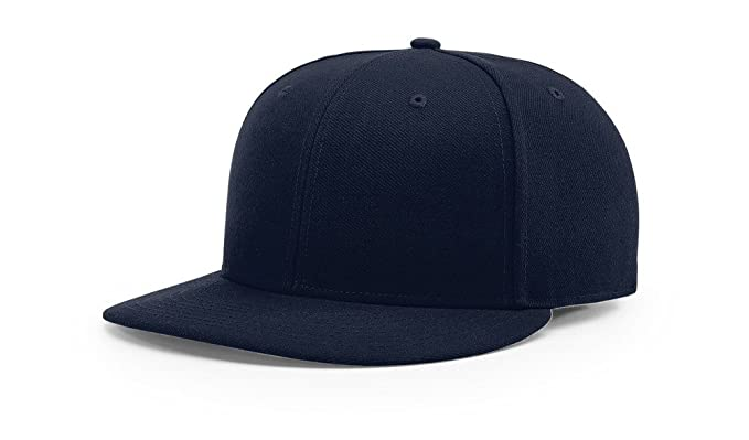 11933fb7a4382 Richardson PTS 65 PTS65 Surge Fitted Baseball Hat Ball Dri Fit Cap at  Amazon Men s Clothing store