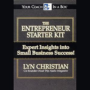 The Entrepreneur Starter Kit Audiobook