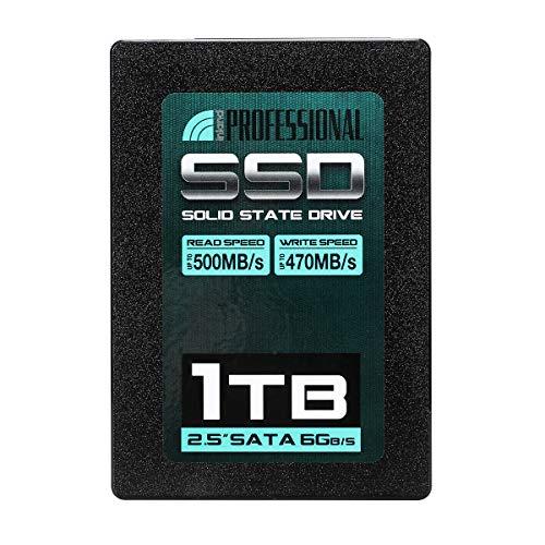 Inland Professional 1TB SSD 3D NAND SATA III 6Gb/s 2.5
