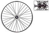 Image of Wheel Master Rear 26 x 1.5, WEI-519, Black, QR Alloy 5/6/7 sp FW, 14g Black Spokes, 36H