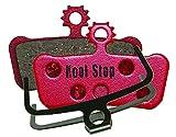 Kool Stop Avid SRam X0 Trail Disc Brake Pads (Organic Compound, Steel Backing)
