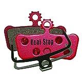 Kool Stop Avid Elixir X0 Trail Disc Brake Pads, Organic Compound, Steel Backing