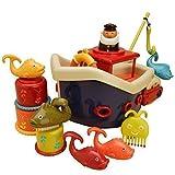 B. Fish n Splish Bath Boat