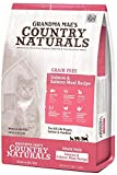 Grandma Mae'S 79700180 6 Lb Country Naturals Grain Free Salmon & Salmon Meal Cat Food, One Size Review