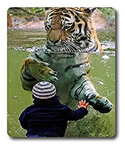 extra large mouse mat Wanna Come And Swim With Me PC Custom Mouse Pads / Mouse Mats Case Cover